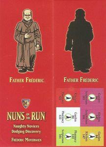Nuns on the Run: Father Fréderic