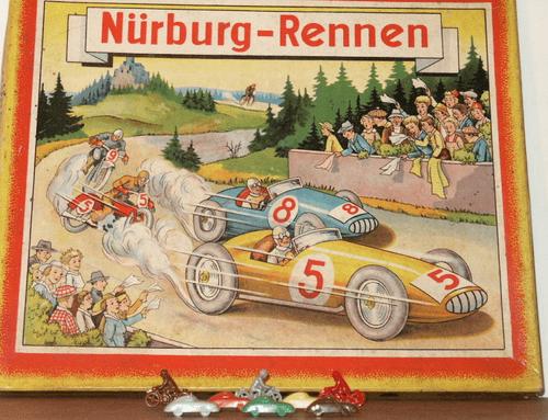 Nürburg-Rennen