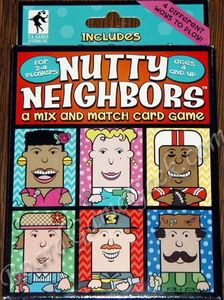 Nutty Neighbors