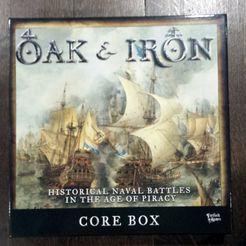 Oak & Iron: Core Box