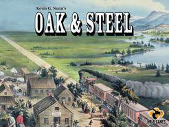 Oak & Steel