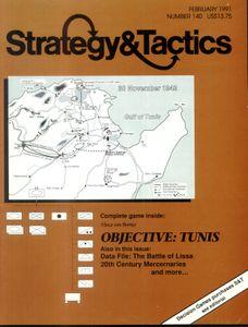 Objective: Tunis
