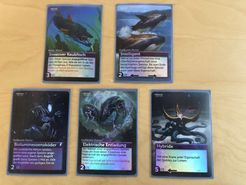 Oceans: Exclusive Promo Cards