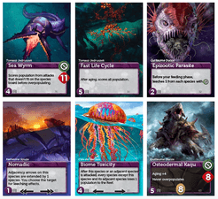 Oceans: The Deep – Promo Pack 1
