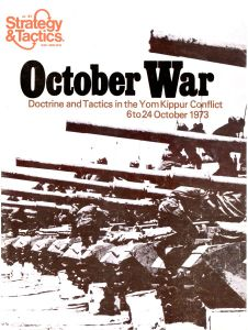 October War: Doctrine and Tactics in the Yom Kippur Conflict