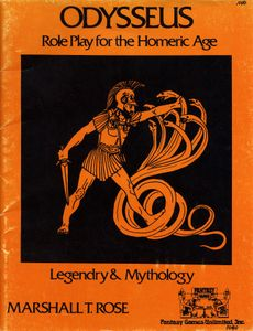Odysseus: Role Play for the Homeric Age, Legendry & Mythology
