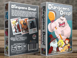 Of Dungeons Deep! (Second Edition)