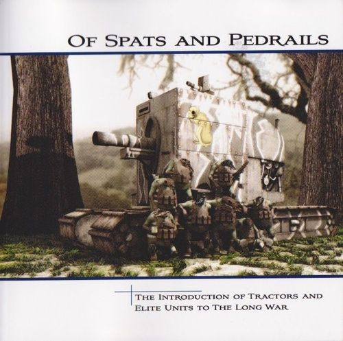 Of Spats And Pedrails