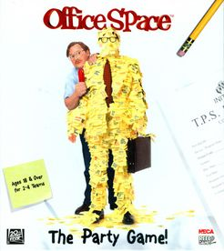 Office Space: The Party Game