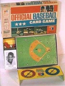 Official Baseball Card Game