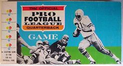 Official Pro Football League Quarterback Game