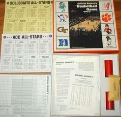 Official Scorer's Basketball Game