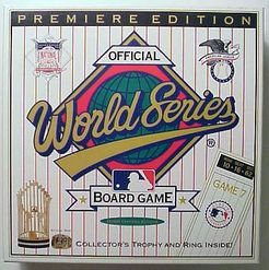 Official World Series Board Game