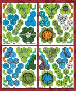 Ogre: BGG Exclusive Overlays Sponsored Counter Sheets
