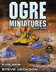 Ogre Miniatures Second Edition