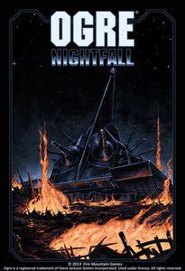 Ogre: Nightfall Sponsored Counter Sheets