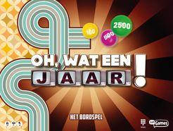 Oh, Wat Een Jaar!: het bordspel