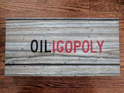 Oiligopoly