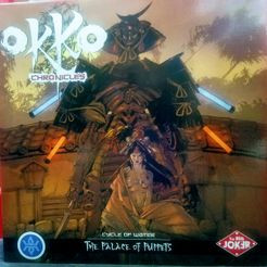 Okko's Chronicles: The Cycle of Water – Quest into Darkness: The Palace of Puppets