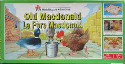 Old Macdonald: The Farmyard Round-up Game