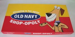 Old Navy Shop-Opoly