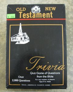 Old New Testament