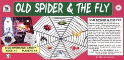 Old Spider & The Fly