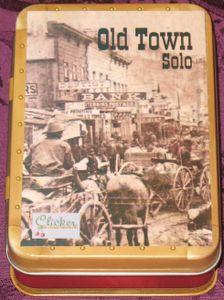 Old Town: Solitär