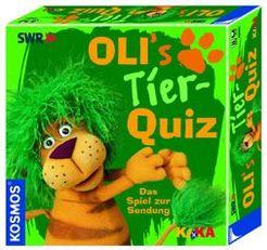 Oli's Tier Quiz