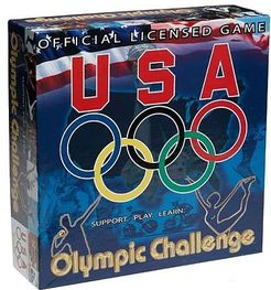 Olympic Challenge: The Boardgame