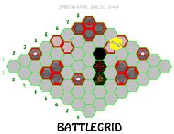 Omega War: Salvo 2064