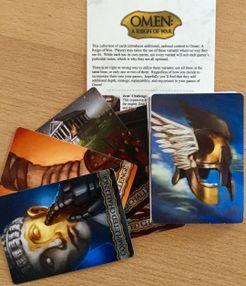 Omen: A Reign of War – Omega Edition extras