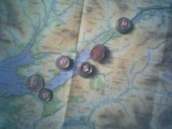 OMMS: On Map Military Strategy