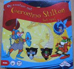 On an adventure with Geronimo Stilton: the game