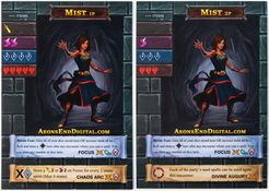 One Deck Dungeon: Mist
