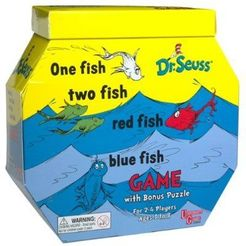 One Fish Two Fish Red Fish Blue Fish Game