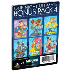 One Night Ultimate: Bonus Pack 4