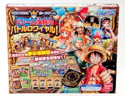 One Piece Board Game: Dream Sea Tribe Dan Battle Royale