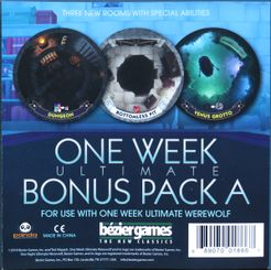 One Week Ultimate Bonus Pack A