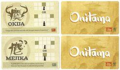 Onitama: Mejika and Okija