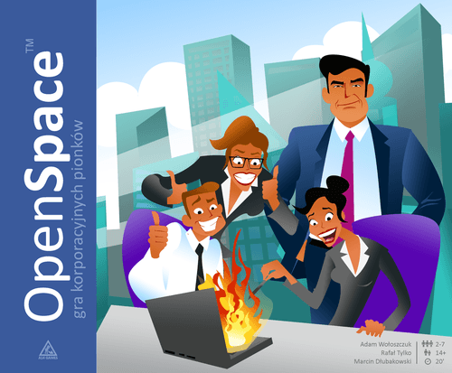 OpenSpace: the game of corporate pawns