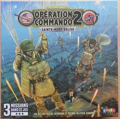 Opération Commando: Sainte-Mère-Eglise