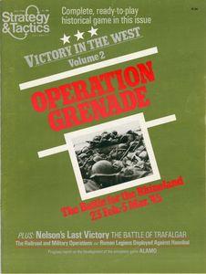 Operation Grenade: The Battle for the Rhineland 23 Feb. - 5 Mar. '45