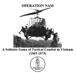 Operation Nam: A Solitaire Game of Tactical Combat in Vietnam
