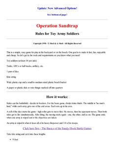 Operation Sandtrap