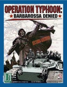 Operation Typhoon: Barbarossa Denied