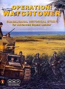 Operation: Watchtower – Guadalcanal Historical Study