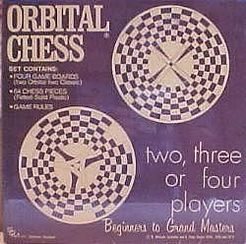 Orbital Chess