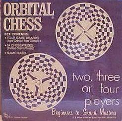 Orbital Chess