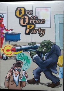 Orc Office Party